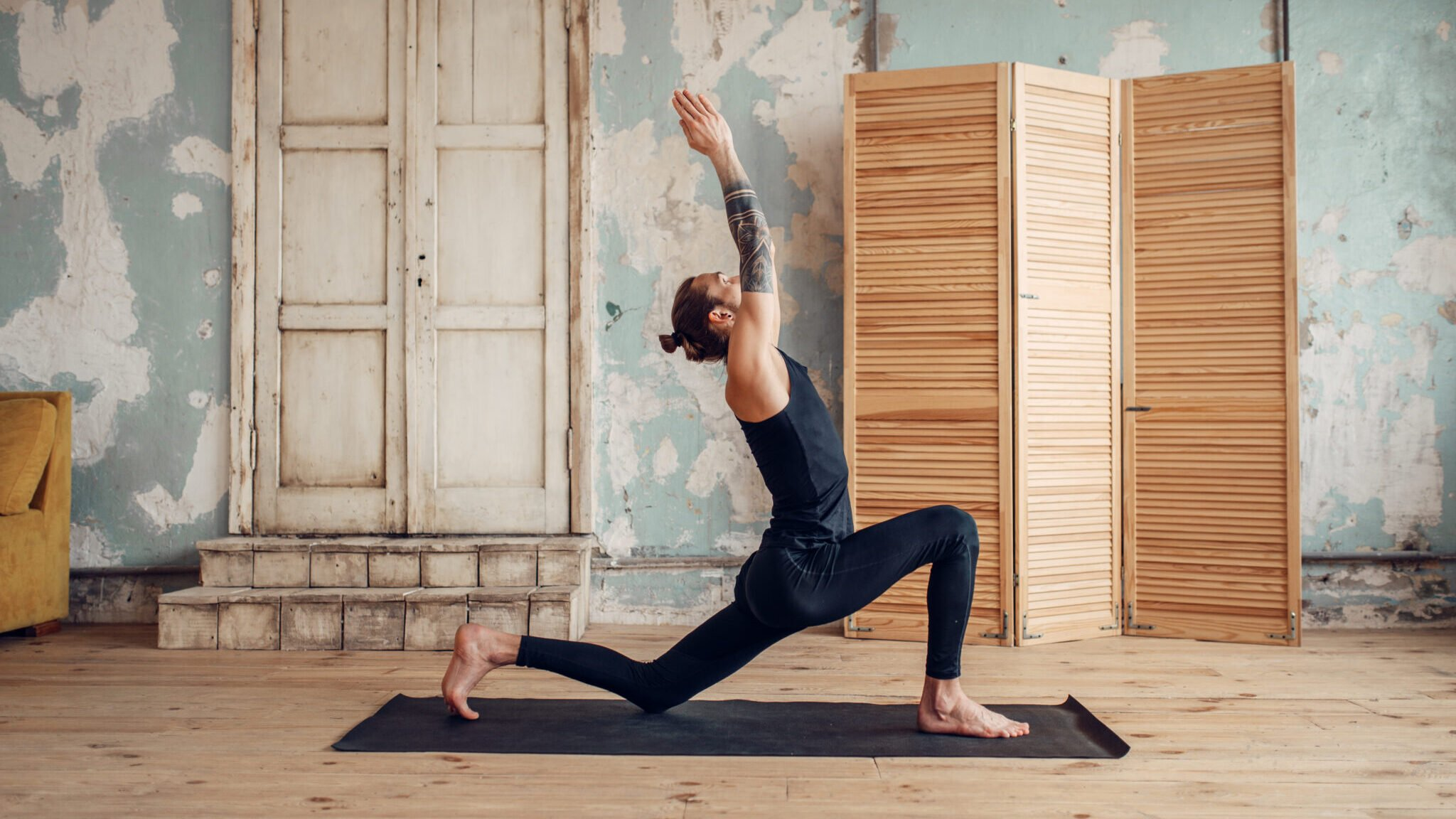 27 Easy Beginner-Friendly Yoga Poses And Stretches For Increased Flexibility