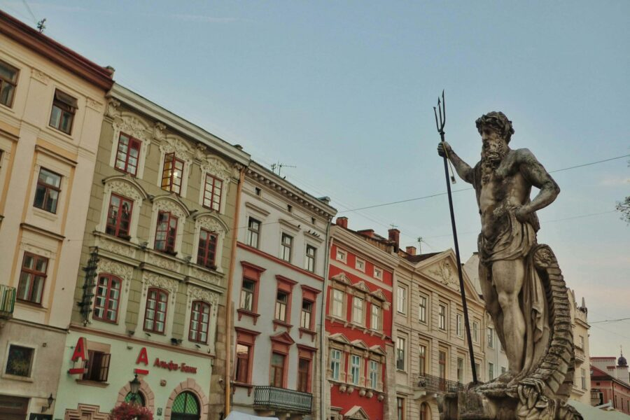 A Travel Guide to Lviv, Ukraine