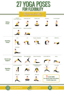27 easy beginnerfriendly yoga poses for flexibility