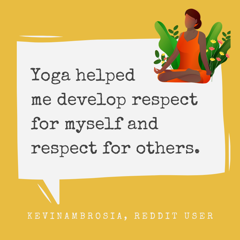 Quote from a yogi: Yoga and mindset