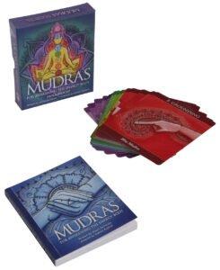Mudras for Awakening the Energy Body, Card Deck