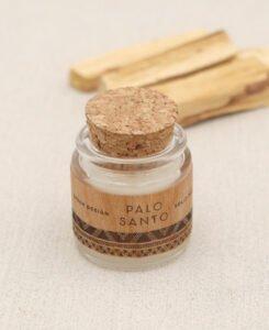 Palo Santo Solid Perfume, USA