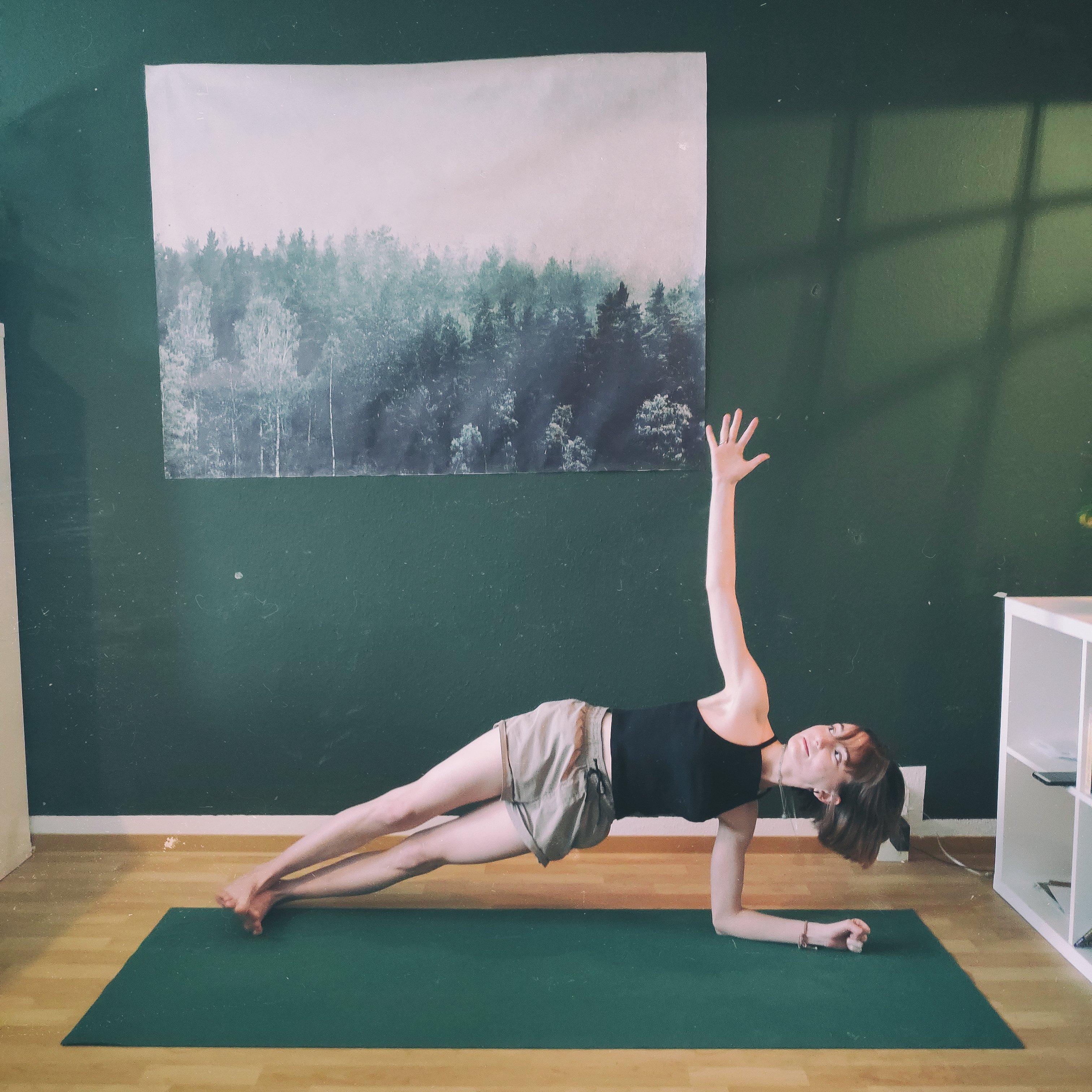 Side Forearm Plank