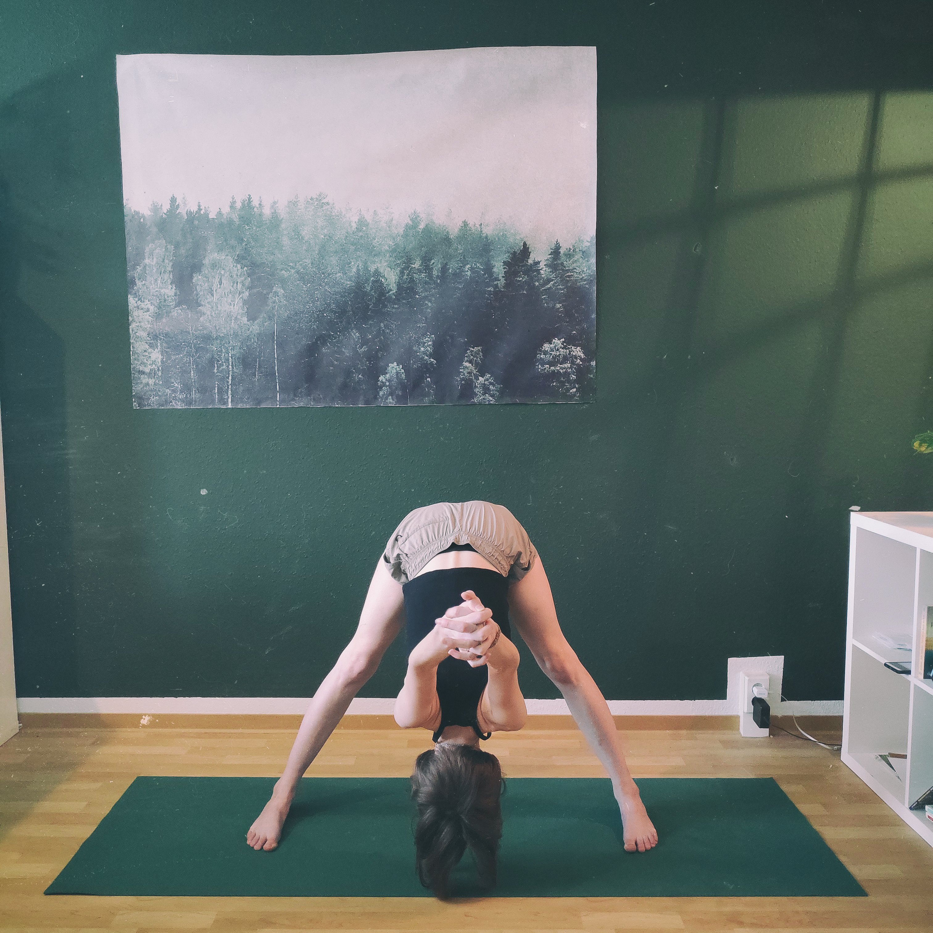 Yoga Routine For Stress Relief: Simple & Effective