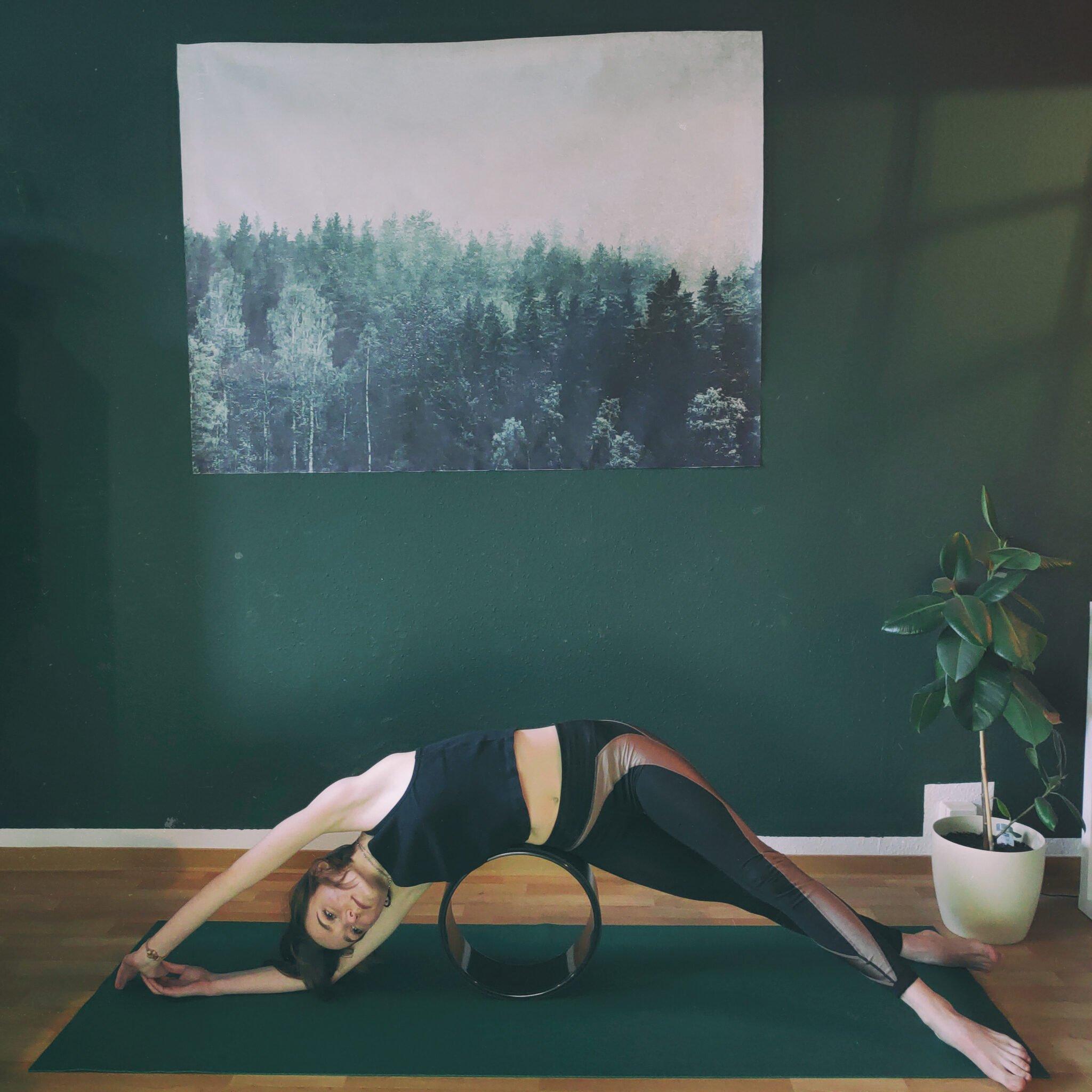 Lying Side Stretch Photo
