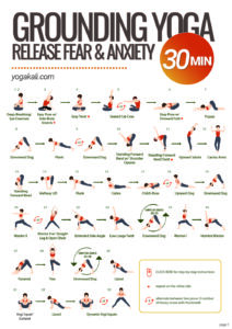 Yoga For Anxiety And Fear Relief - Preview