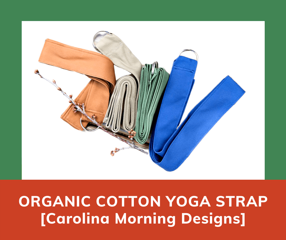 BEST YOGA STRAP - CAROLINA MORNING DESIGNS (Click here to check the price)