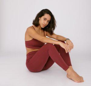 Best Hot Yoga Pants For Women By Organic Basics