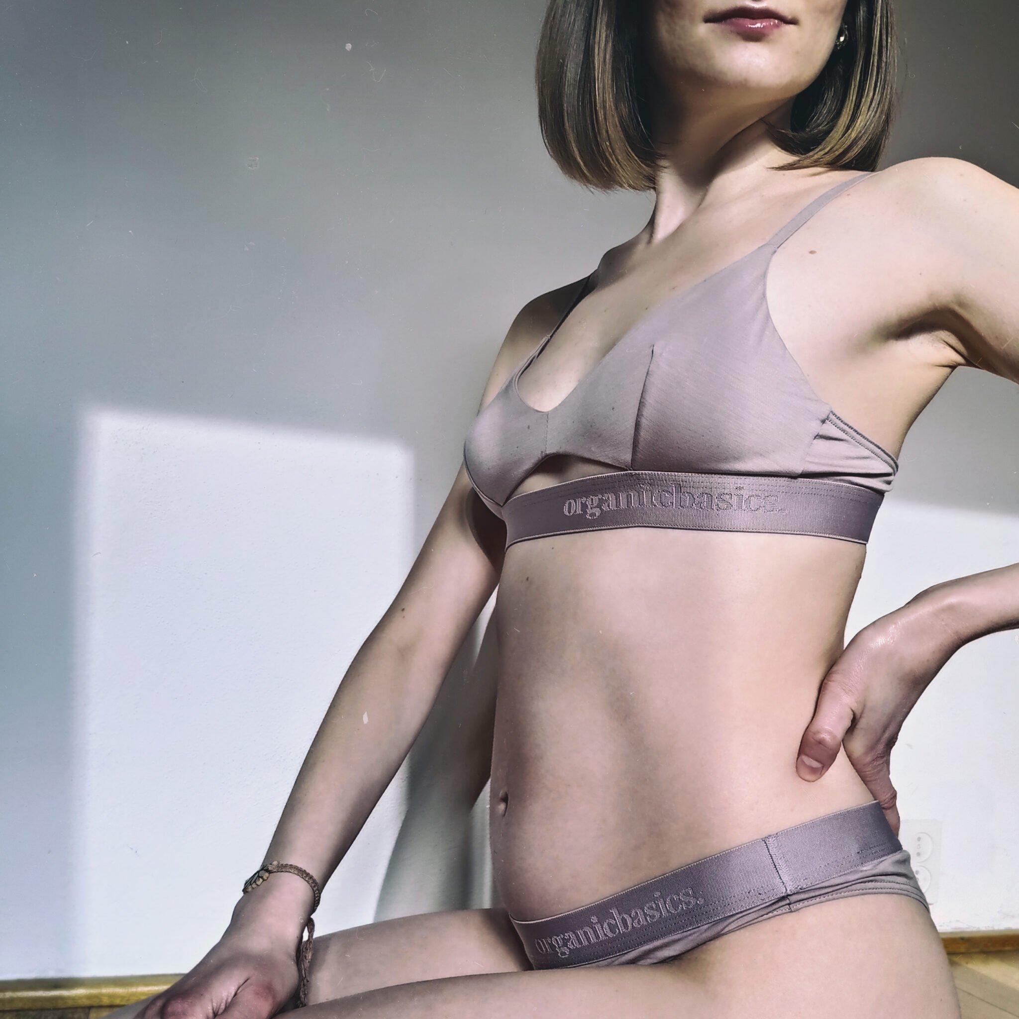 Organic Basics Tencel Underwear