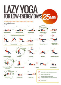 Lazy Yoga Preview