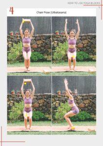 how to use yoga blocks cheatsheet preview