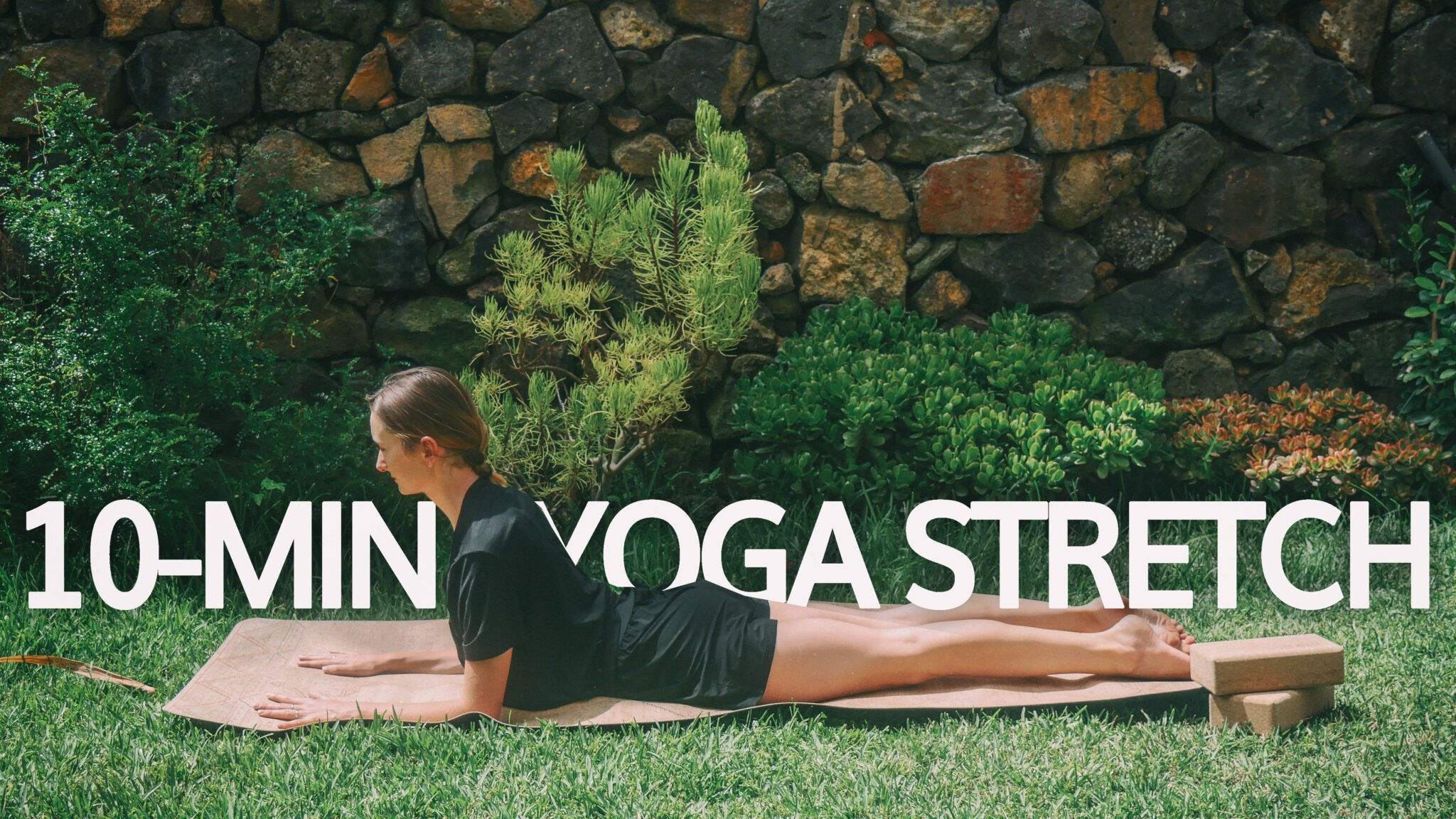 Yoga In Pajamas: Full-Body Relaxing Yoga Stretch For Flexibility (All Levels)