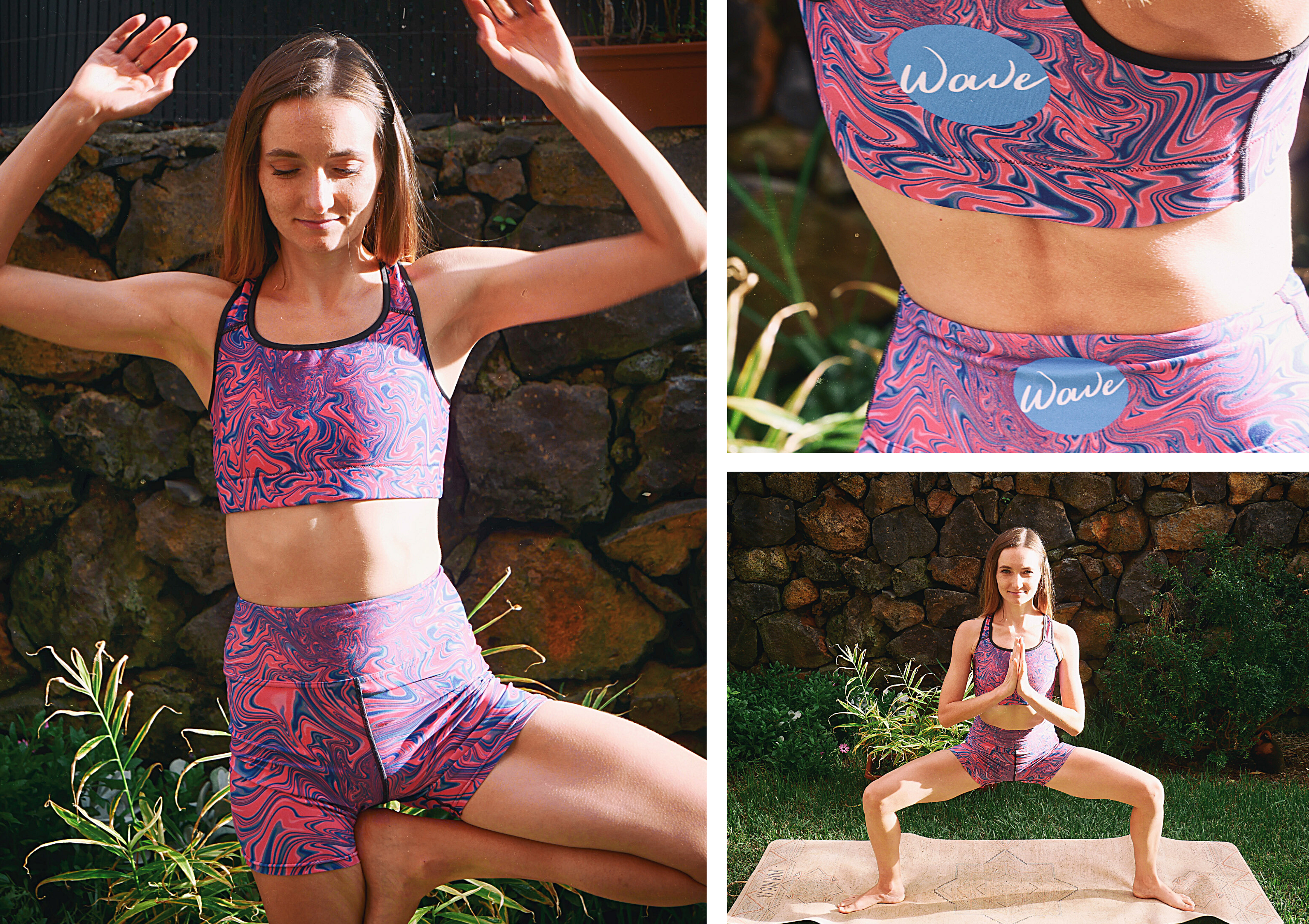 This Funky Activewear Will Make You Stand Out [An Honest Wave Sport & Fitness Review]